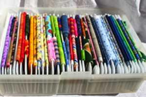 Fabric Organizers by DeNiece's Designs Keep Yardgoods in Order