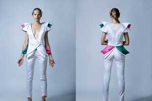 The Ana Ljubinkovic Spring/Summer 2010 'Galaxy' Collection