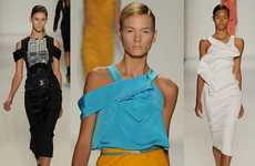 Glamorous Futuristic Fashion