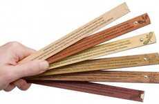 Pantone Lumber Chips