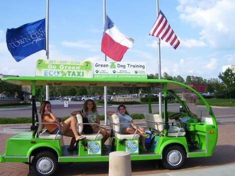 Go Green Eco Taxi