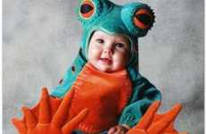 From Cute Little Pumpkin Costumes to Infant Pop Star Spoofs