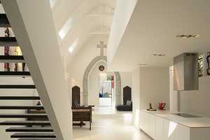 Zecc Architecten Converts Catholic Church to Living Space