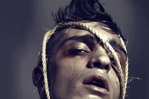 Mario Loncarski Breaks Loose in this Fashion Shoot