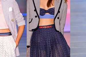 The Tommy Hilfiger Spring/Summer 2011 Line for NYC Fashion Week