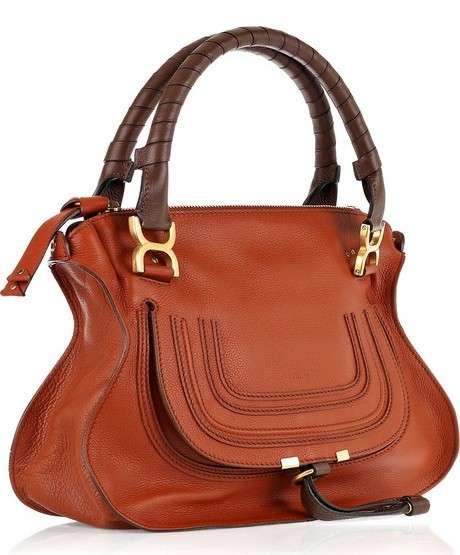 Chloe Marcie Leather Bag
