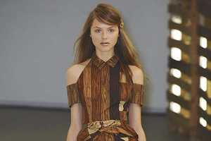 Rodarte's Spring Summer 2011 Collection Borrows From the 70s Decade