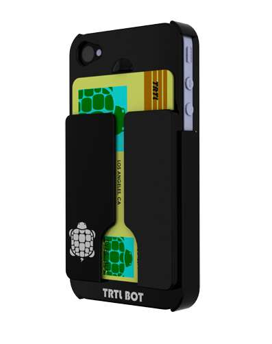 Multifunctional Phone Cases - TRTL BOT has Revealed Two Eco-Friendly iPhone 4 Cases