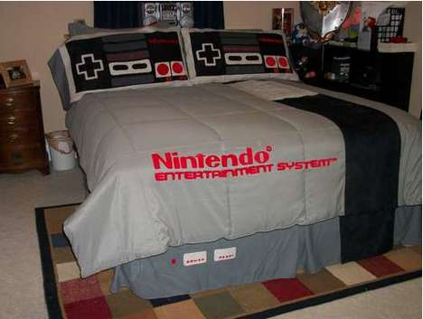 NES Bedding Set