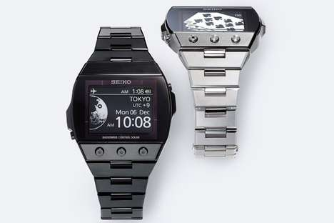 EPD watches by seiko