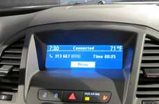 Social Media Driving Aids - OnStar Vehicles are Now Equipped with Facebook Features