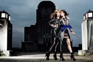 'Spijkers en Spijkers' Ad Campaign for Fall/Winter 2010