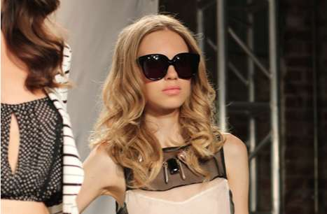 Sweet 60s Sunnies - The Whitney Eve Spring 2010 Collection is Modern Cute with a Retro Spin