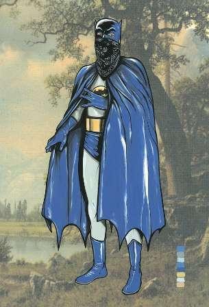 Superhero Gangsters - Steve Seeley Presents Batman and Superman Desperados