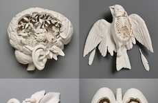 Morbid Plaster Creations