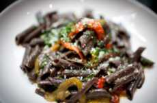 Marche Noir's Wine Pasta Makes Good Use Out Of Old Grapes