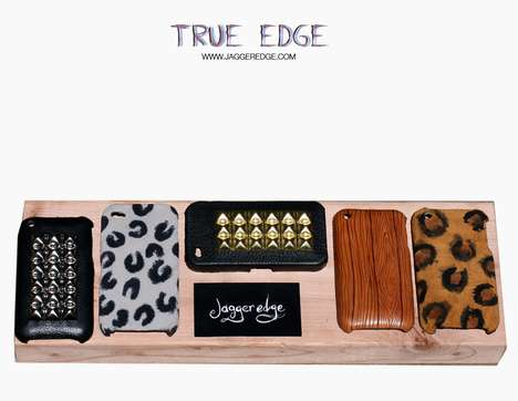 Jagged Edge iPhone Covers