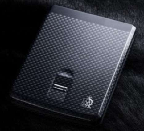 Fingerprint Security Wallets - Dunhill's Biometric Wallets Uses High Security Technology