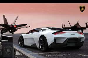 The Lamborghini Indomable Concept Car is Genuine Elegance & Speed