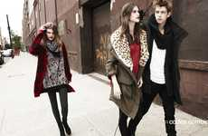 Leopard-Print Winterwear