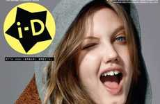 The i-D Magazine 'Define Yourself' Covers Show Personality