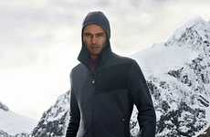 Synthetic Fleece Replacements - Icebreaker Introduces 'Realfleece' Wool-Based Fleece Fabric