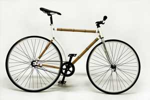 The UH-02 Bamboocycle is Functional and Eco-Friendly