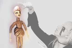 The Andrew Yang Lady Gaga Dolls are Handmade Glam