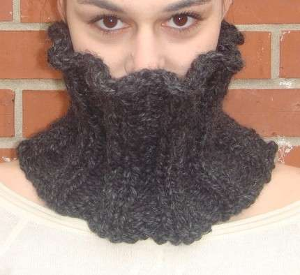 Tessacotton Neck Warmer Cowl