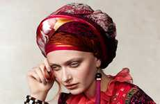 Exotically Magical Accessories - The Elke Kramer Spring Collection is Colorfully Chunky