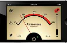Watchman Walkman Apps - 'Awareness! The Headphone App' is Your Auditory Sentry