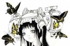 Steampunk Anime Artistry