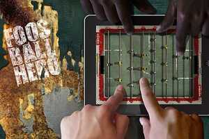 Foosball Hero Turns Your iPad into a Rec-Room Essential