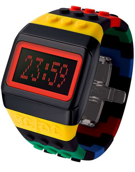 LEGO Watches - The Pop Hours Watch Pops with Time and Colors