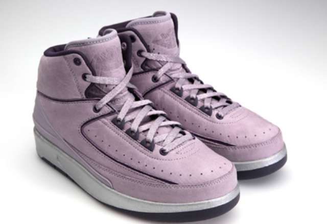 Hot Lavender Kicks