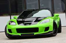 Electrified Muscle Cars