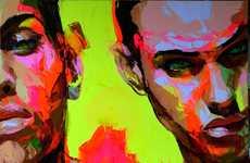 Technicolor Ethno-Art