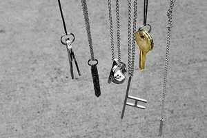 The HNSDM Jewelry Line by Handsome Clothing Company is Non-Gender Specific