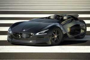 Peugeot EX1 Concept Car to be Unveiled in Paris