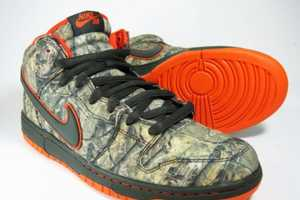 The Nike SB Realtree Camo Keeps You Hidden from Urban Game