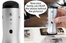 Picture Memory Recorders - The Photo Album Story Teller Preserves Those Precious Stories