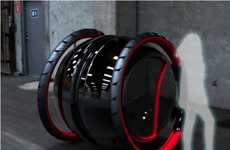 Turbo Tire Cars