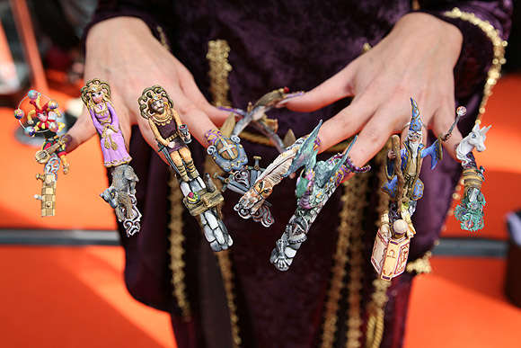 Motley Manicure Fests