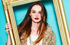 Picture-Perfect Lookbooks - The Forever 21 Fall 2010 Collection is Fabulous Enough to Frame