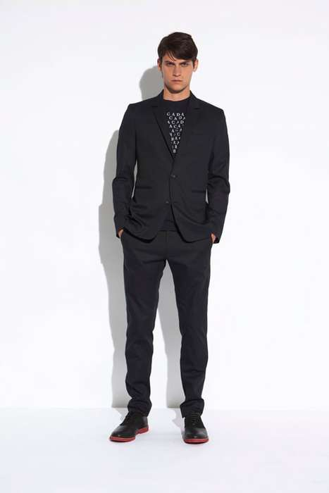 Composed Menswear - The Spring 2011 Men's Collection by Surface to Air is Laid-Back Fierce