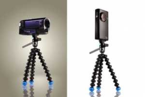 The Gorillapod Video Brings Flexible Filming to Video Cameras