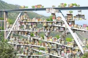 The 'Slow Uprising' Complex Resides Dubiously Under a Bridge