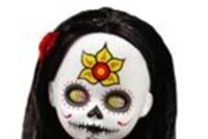 Day of the Dead Living Dead Dolls Are a Macabre Way to Celebrate
