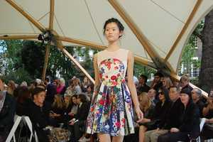 The Erdem Embroidery and Lace Pieces are Fit for a Garden Party