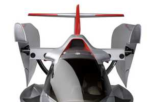 The ICON Aircraft A5 Receives 2010 Red Dot Award for Design